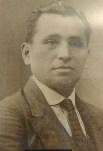 Dr. Juan P. Bohorquez Anicama - Primer Decano del Colegio de Abogados de Ica.  1937 - 1938